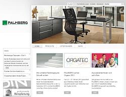 Palmberg Büroeinrichtungen Service Gmbh Fachhändler Büromöbel